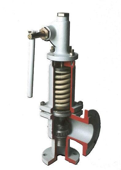 Клапан предохранительный СППК4 80-160 ХЛ1